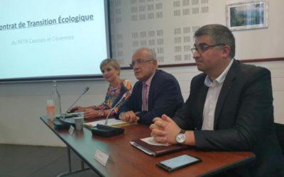Lancement du CTE du PETR Causses et Cévennes le 25/09/2019