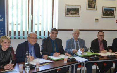 Signature du CTE du PETR Causses et Cévennes le 04/02/2020