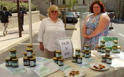 Gail et Emily développent une gamme de condiments à Montdardier