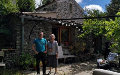 Eric et Béatrice, un couple très impliqué dans la vie associative du Vigan